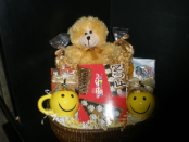 APPRECIATION  SWEET  TREAT  BASKET