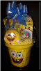 SPONGEBOB  SQUAREPANTS  EASTER  BASKET (SKU: 035)
