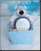 SMALL POLAR BEAR BASKET (SKU: 008)